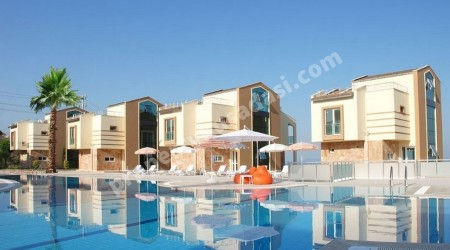 Detached Villas with Perfect Sea View in Kusadasi