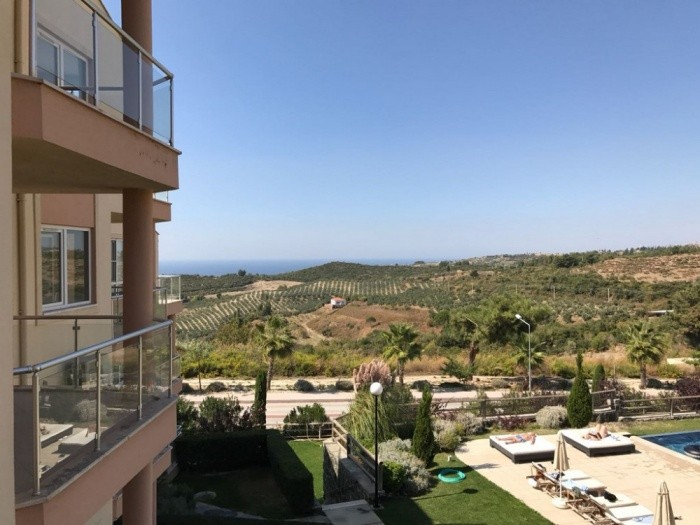 2 Bed Furnished Apartment in Golf & Spa Resort in Kusadasi