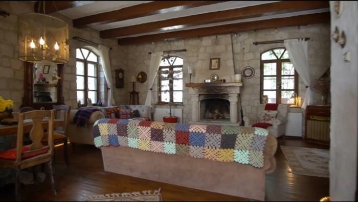 Stone Villa in Alacati Cesme