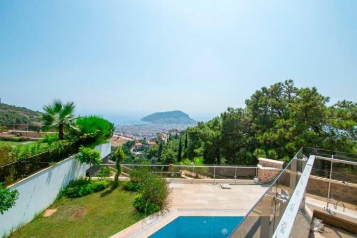 Exclusive Private Villa in Bektas Alanya