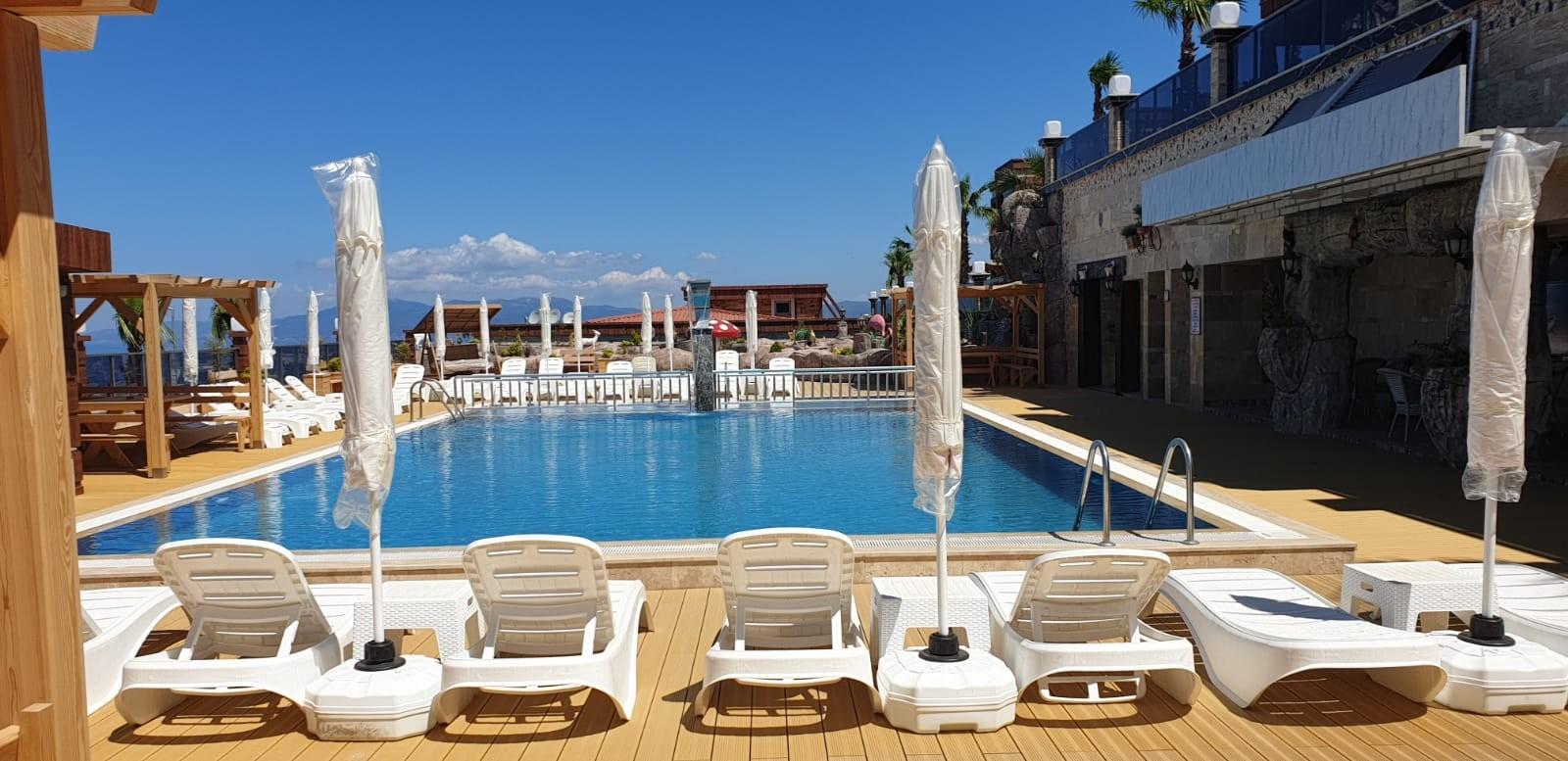 Luxury Apartments in Ladies Beach Kusadasi with Panoramic Sea Views